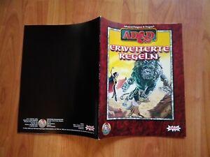 ERWEITERTE REGELN BAND AD&D TSR  ADVANCED DUNGEONS & DRAGONS AD&D SEHR GUT