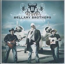 DJ Ötzi & BELLAMY BROTHERS - Hotel Angel PROMO CD SINGLE 1TR GERMANY 2012