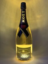 Moet Chandon Impérial LED Golden Light Up Champagner 1,5l Magnum Flasche 12% Vol