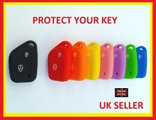 PEUGEOT REMOTE KEY COVER FITS PARTNER EXPERT FOB CASE VAN SILICONE SKIN HULL 11