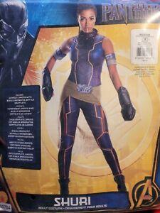 Marvel Black Panther Shuri Costume Size Medium