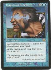MTG: *HEIGHTENED AWARENESS* - Prophecy - Magic the Gathering - Combined Shipping