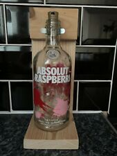 Absolut Vodka Bottle Light