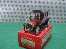Vintage Rami   -  PANHARD & LEVASSOR  la Marquise 1908   - 1/43  France  NcS