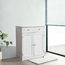 Vitrinas y armarios blancos para el hogar