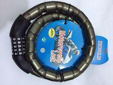 Motorcycle Combination Lock 22x1000mm / Bike / Motorbike/ Security Chain 22mm
