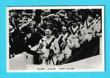 1935 J.A. Pattreiouex Sporting Events & Stars Castleford #23 Rugby (KCR)