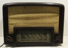 Radio Marconi 546K Recepteur Tipo 56 Rundfunkempfänger Baquelita Sammlergerät