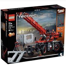 LEGO® Technic 42082 Geländegängiger Kranwagen NEU & OVP Karton leicht beschädigt