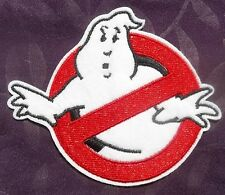 GHOSTBUSTERS PATCH LOGO BILL MURRAY DAN AKYROYD RAY PARKER JR.