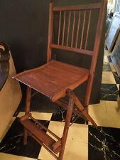 C-1900 Original Directors Chair, Folding, Hardwood