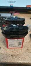 New Genuine MINTEX Brake Pad Set MDB1983 Jaguar S Type 99 onwards XJ