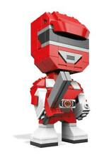 Power Rangers Mega Construx Kubros Construction Set Red Ranger 14 cm Mattel Kit