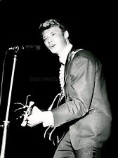 JOHNNY HALLYDAY 60s VINTAGE PHOTO ORIGINAL #80