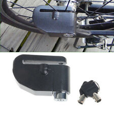 Motorcycle Bike Scooter Wheel Alarm Security Lock Anti-theft Brake Disc Loud