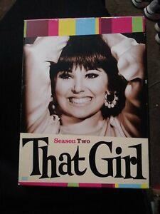 That Girl - Season 2 (DVD, 2006, 3-Disc Set)
