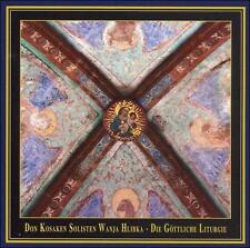The Divine Liturgy - Don Cossacks Soloist Wanja Hlibka, New Music