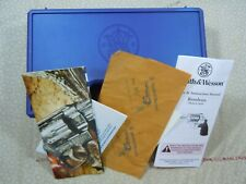 Smith & Wesson Model 442 Factory Hard Case With Manual - 75043.