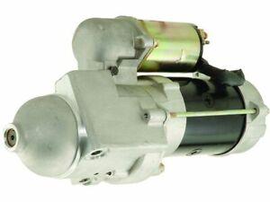 AC Delco Professional Starter fits Chevy V30 1987-1988 6.2L V8 46ZYNR
