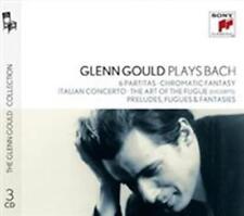 CD de musique classique Glenn Gould sur coffret