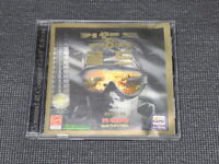 Command & Conquer Gold PC Game Korean Version Windows CD ROM Rare