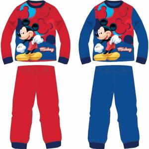 Pyjama Mickey en coton vendu à l'unité