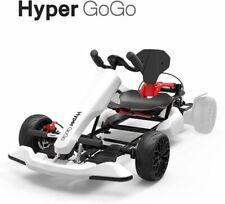 Hyper GoGo Kart Kit. Segway, Ninebot. (White)
