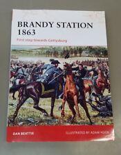 OSPREY CAMPAIGN 201: Brandy Station 1863 Osprey Publishing