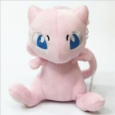 NEW  pokemon monster Pokemon Doll  Mew Plush Stuffed toy 6""
