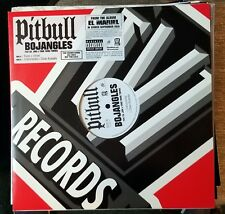 Bojangles by Pitbull 12 Inch Vinyl Record