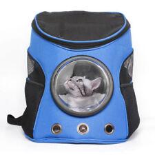 Trasportini e borse zaini blu per il trasporto di cani
