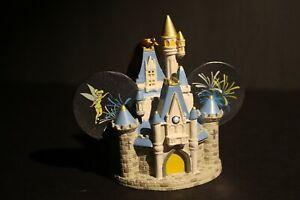 Disney EAR HAT Ornament - SLEEPING BEAUTY CASTLE from DISNEYLAND Light Up