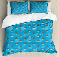 Thunder Duvet Cover Set Twin Queen King Sizes with Pillow Shams