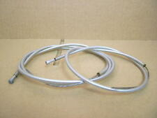 New-Old-Stock Dia-Compe Brake Cable/Housing Set...Clear (Transparent) Color