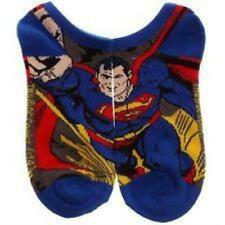 DC Comics Superman Character Ankle Socks