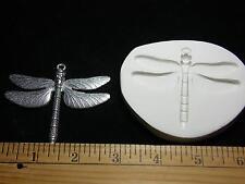 Dragonfly (LG) Polymer Clay Mold (#MD1273)