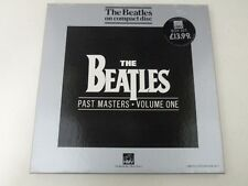 THE BEATLES - PAST MASTER VOLUME ONE - LIMITED NUMBERED EDITION BOX SET - FT