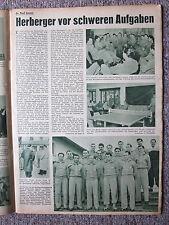 WM 1954, Herberger vor schweren Aufgaben, Ausblick auf die WM in der Schweiz