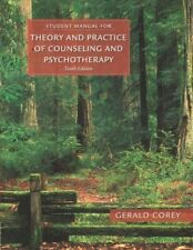 Theory and Practice of Counseling and Psychotherapy, Paperback by Corey, Gera...