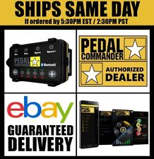 Pedal Commander Bluetooth Throttle Response Fits 2007-18 Dodge / Ram / Jeep
