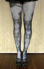 Abilletage Corset tights pantyhose lolita kawaii Tokyo Gothic