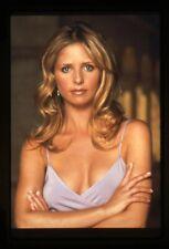 Sarah Michelle Gellar Buffy Vampire Slayer Breathtaking Sexy Photo Transparency