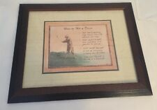 How To Hit A Drive Golf Print In FrameD
