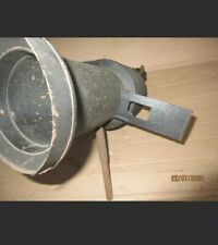 Industrial Lighting Man Cave Repurpose Photo Slide Viewer Lamp.