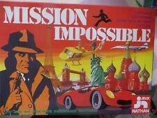 Mission Impossible, Fernand Nathan - Cavahel Vintage