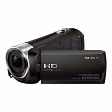 Sony Hdr-cx240 Caméscope Handycam avec objectif Grand Angle 29 8 mm Zeiss #9412