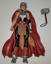 "Marvel Legends Thor Ragnarok Gladiator Hulk JANE FOSTER Loose 6"" Figure Hasbro"