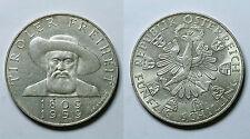 AUSTRIA.  50 SCHILLING 1959.  LIBERACION DEL TIROL.     EBC