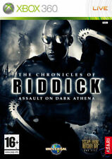 Videogame The Chronicles of Riddick XBOX360