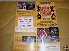 GLOSSY POLISH FLYER - HIGH SCHOOL MUSICAL - ICE TOUR